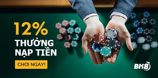 BK8 casino - Lựa chọn lý tưởng cho dân cá cược